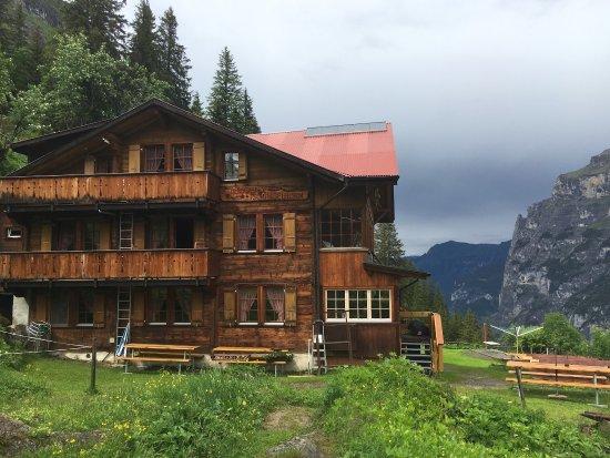 Berggasthaus Tschingelhorn