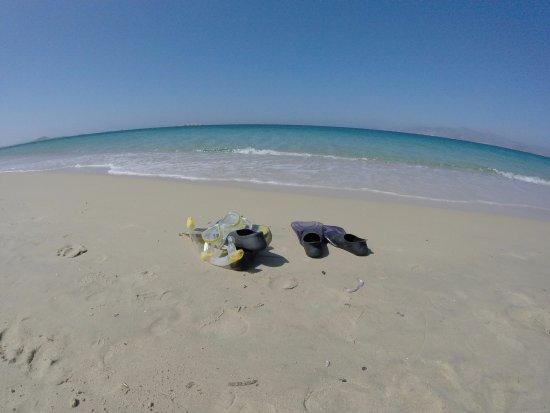 Maragas Beach - Naxos