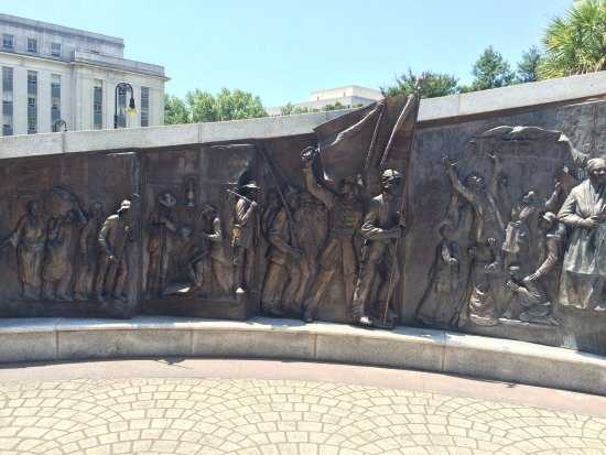 South Carolina State House: African American Memorial-