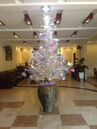 Angella Hotel: Холл