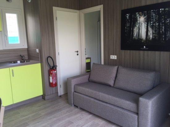 Longperrier, France : cottage familial