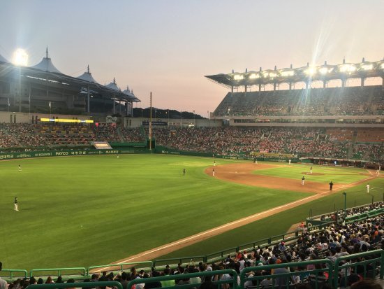 Incheon Munhak Stadium