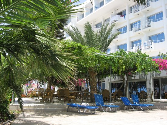 Corfu Hotel: Возле бассейна отеля
