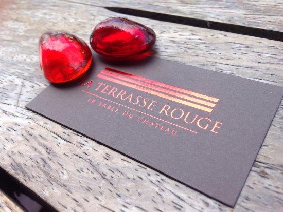 La Terrasse Rouge Picture Of La Terrasse Rouge Saint