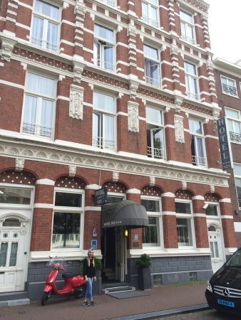 picture of hotel nes amsterdam tripadvisor. Black Bedroom Furniture Sets. Home Design Ideas