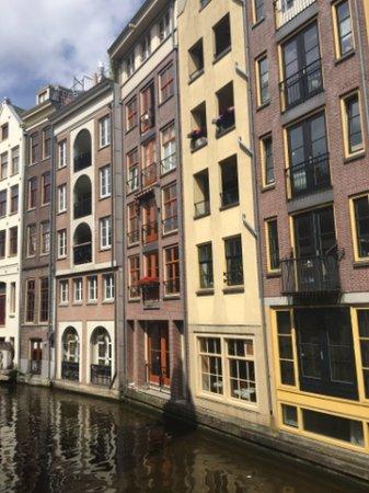 Amsterdam at 15:15
