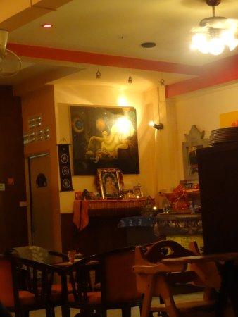 Gajanana/Dolce Vita Restaurant & Bar: Gajanana interiors