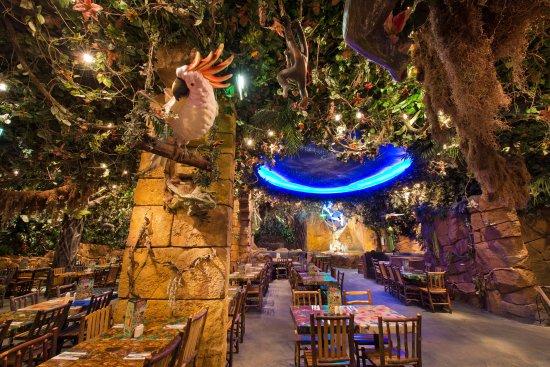 Rainforest Cafe Marne La Vallee Restaurant Reviews