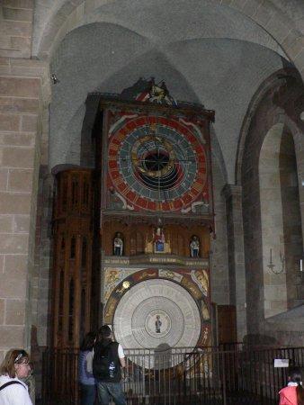 Lund, Svezia: Astronomical clock