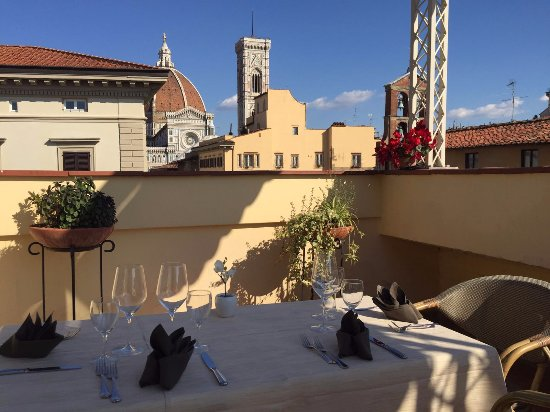 Terrazza Panoramica Picture Of Vista Wine Bar Florence