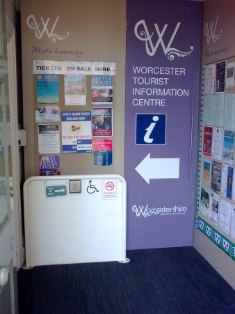 Worcester Tourist Information Centre