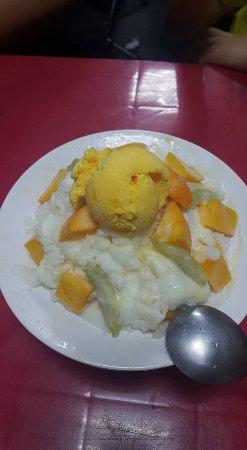 A Yue Mango Ice