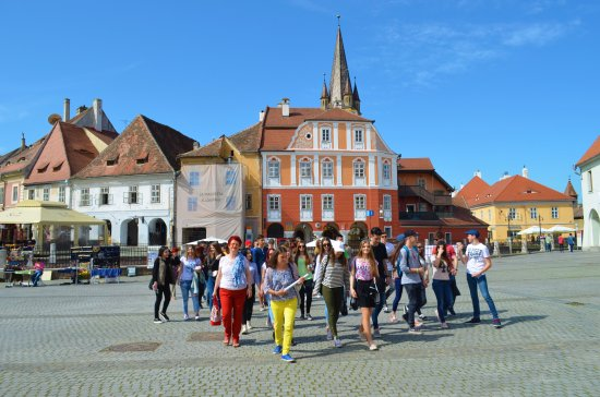 Sibiu Guide Nico