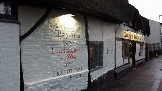 Sileby, UK: The Free Trade Inn
