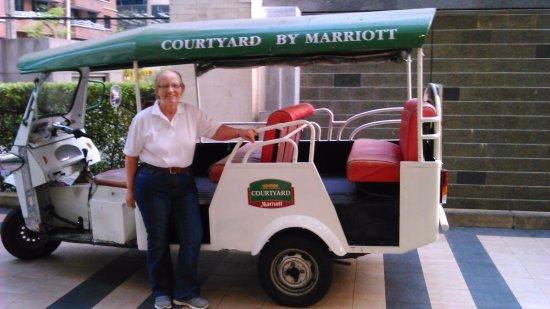 Courtyard by Marriott Bangkok-billede