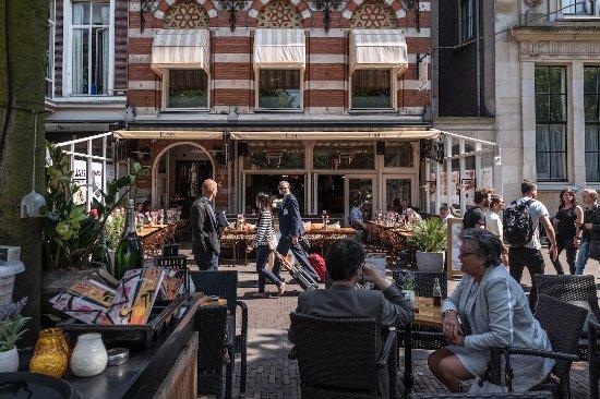 cafe restaurant luden, la haye - restaurant avis, photos
