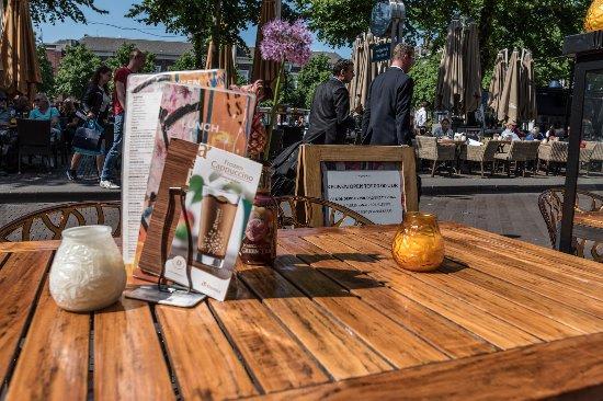 luden den haag - photo de cafe restaurant luden, la haye - tripadvisor