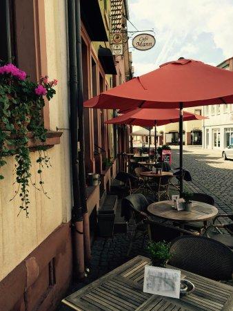 Lohr am Main, Germania: Cafe Mann