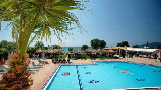 Pool - Picture of Anastasia Beach Hotel, Zakynthos - Tripadvisor