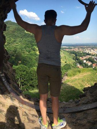 Thann, France: sommet!