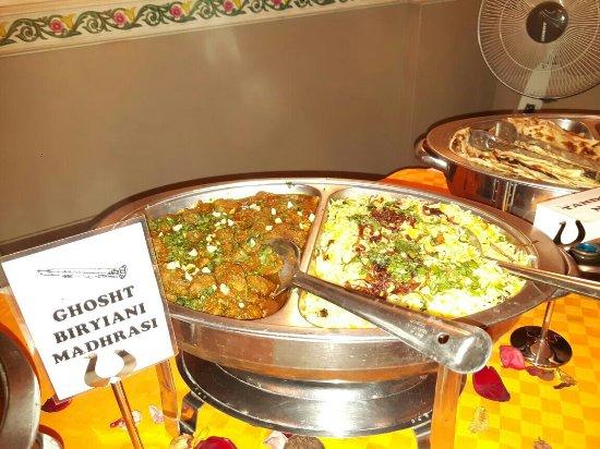 Cool Buffet Selection Picture Of Shehnai Restaurant Mombasa Home Interior And Landscaping Analalmasignezvosmurscom