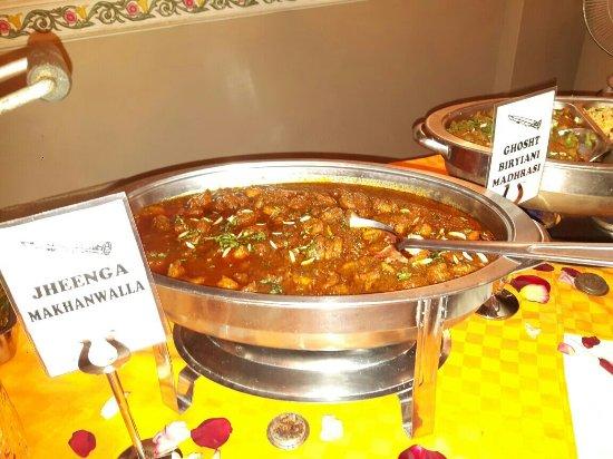 Enjoyable Buffet Selection Picture Of Shehnai Restaurant Mombasa Home Interior And Landscaping Analalmasignezvosmurscom