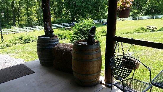 Лизбург, Вирджиния: Dry Mill Vineyard & Winery