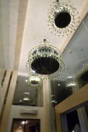 The District Boracay: The decor of the hotel