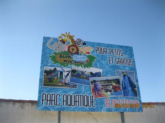 Marguerittes, France : parc ouvert de 10 h à 19h  tous les jours des grandes vacance10€ les enfants 7€ les adultes