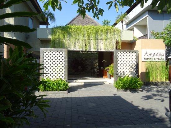Amadea Resort & Villas: Reception