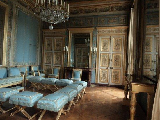 le salon bleu - Picture of Palais de Compiegne, Compiegne - TripAdvisor