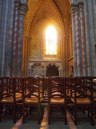 Catedral de Lausanne: Not the Rose Window