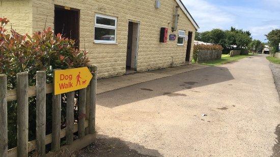 Reynoldston, UK: Photos of Gower farm park grounds
