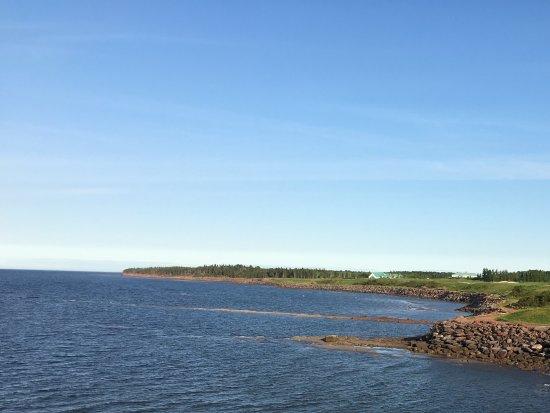 Wallace, Kanada: Golf course