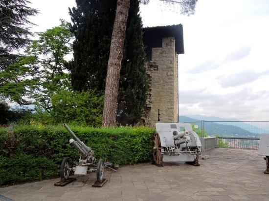 museo rocca bergamo