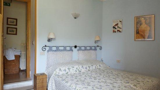 Casperia, Italia: Bedroom