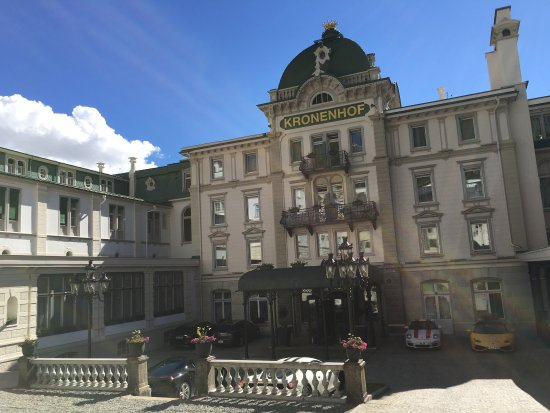 Grand Hotel Kronenhof照片