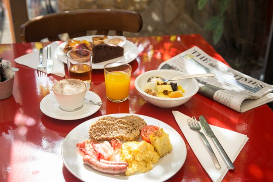 Aiguaclara Hotel: Breakfast