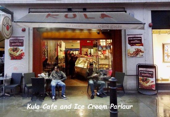 Kula Cafe London