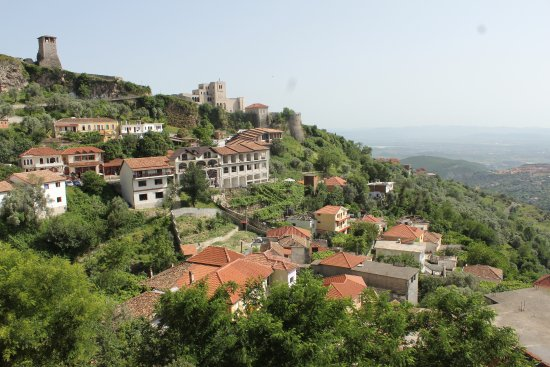 Hotel Panorama: The castle