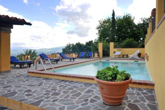 Vicchio, Italia: piscina