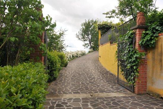 Vicchio, Italia: ingresso