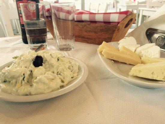 Galini, กรีซ: Food