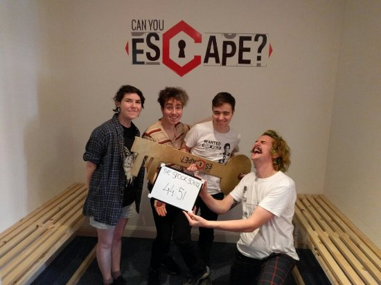 Can You Escape? York