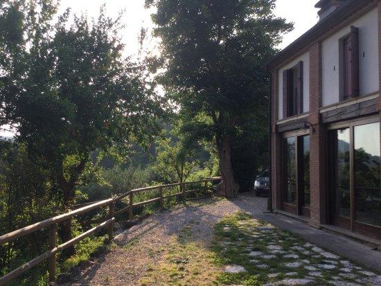 Baone, Włochy: Parco Colli esterno della struttura