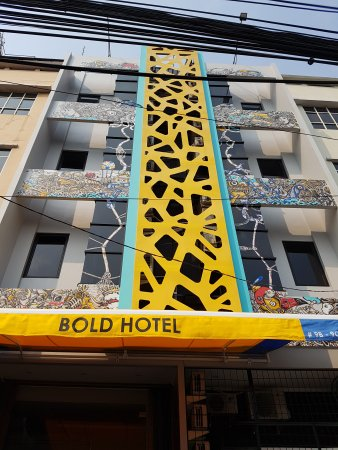Bold Hotel Jakarta