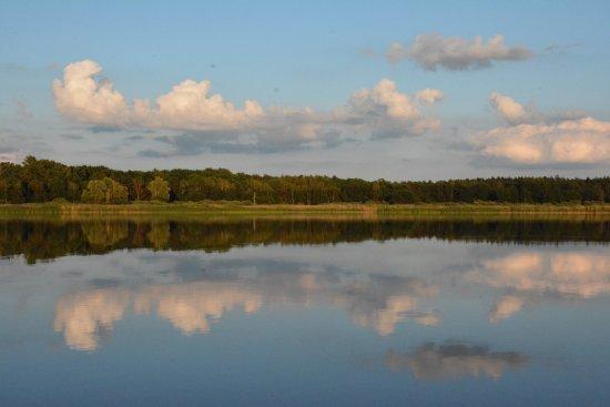 Pawesin, Germany: Dies wäre der Blick...