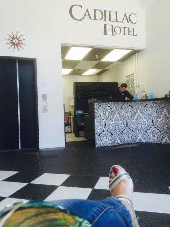 Cadillac Hotel: photo0.jpg