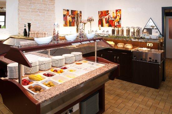 Hotel Sonne: Frühstück