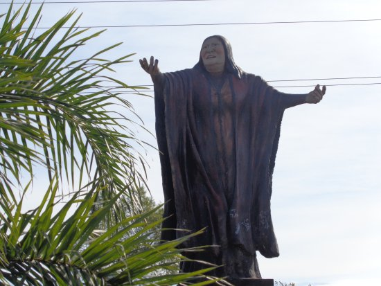Famailla, Argentinien: Monumento a Mercedes Sosa en Famaillá
